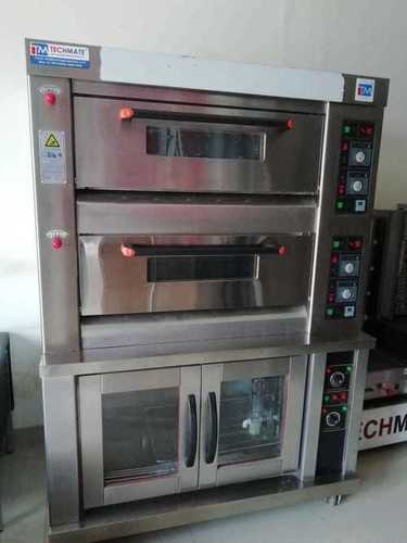 Gas Oven With Proofer