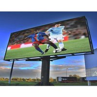 Outdoor LED Video Display Screen