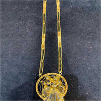 24 Carat Gold Pendant