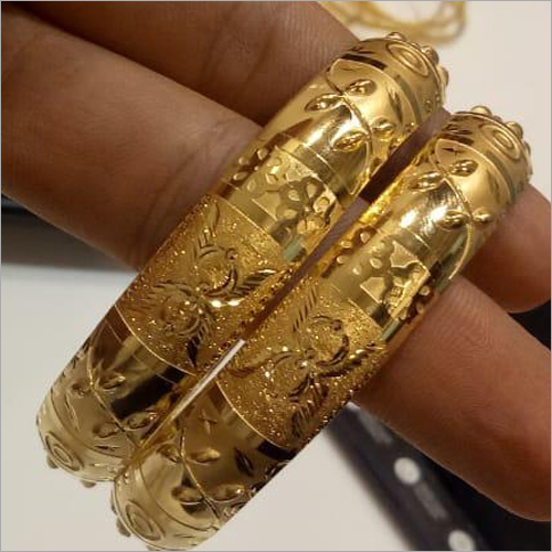 22 Carat Gold Bangles
