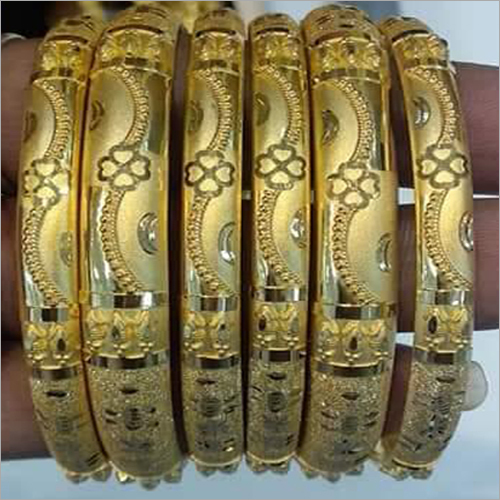 High Quality Gold Bangles