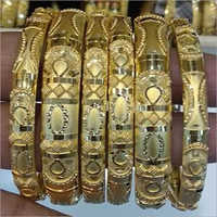 Ladies Pure Gold Bangles
