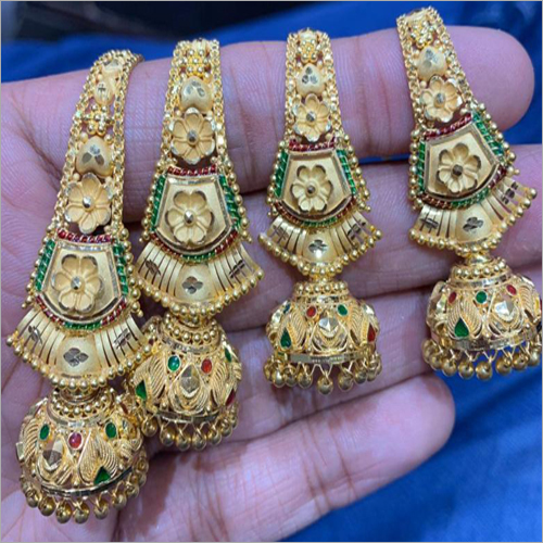 Pure Gold Earring