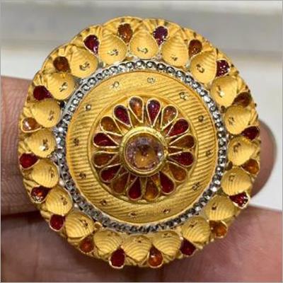 24 Carat Gold Ring