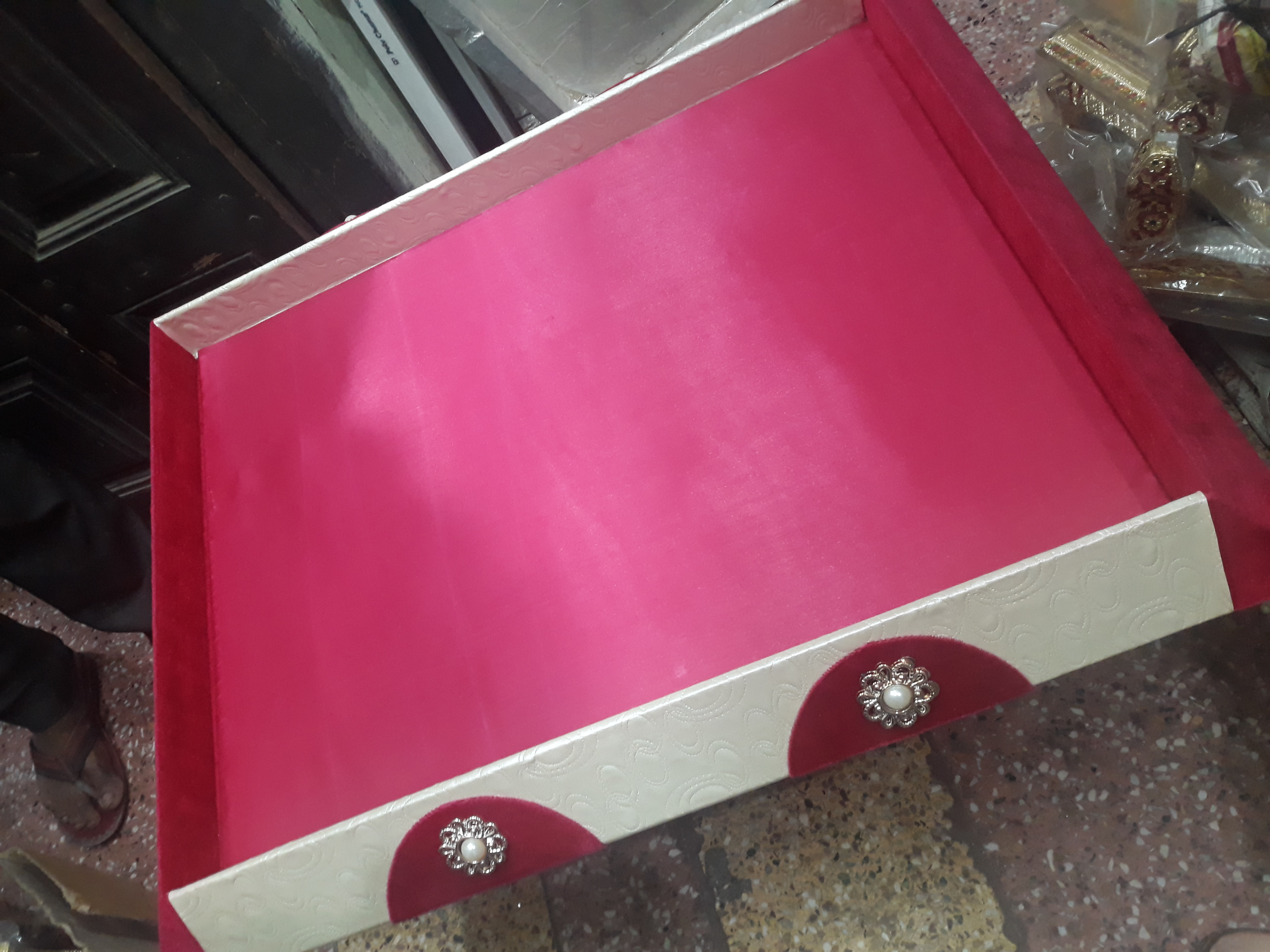 packaging tray