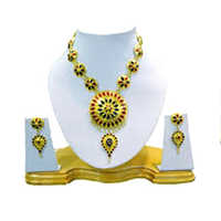 Assamese Jewellery Japi Set