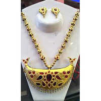 Assamese Jewellery Dugdogi Set