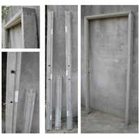 Cement Concrete Door Frame