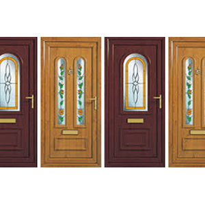 UPVC Door Frame