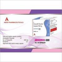 Amoxycillin Capsules