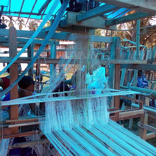Assamese Fly Shuttleloom Machine
