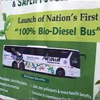 B100 Bio Diesel For Bus