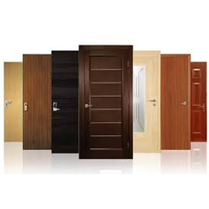 25mm - 30mm Thick Designer Plywood Door