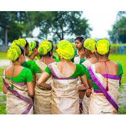 Sonowal Kacheri Dress Set