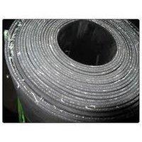 Insertion rubber sheet