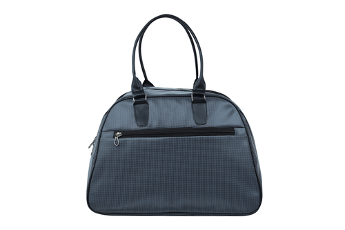 Grey Duffel Bag