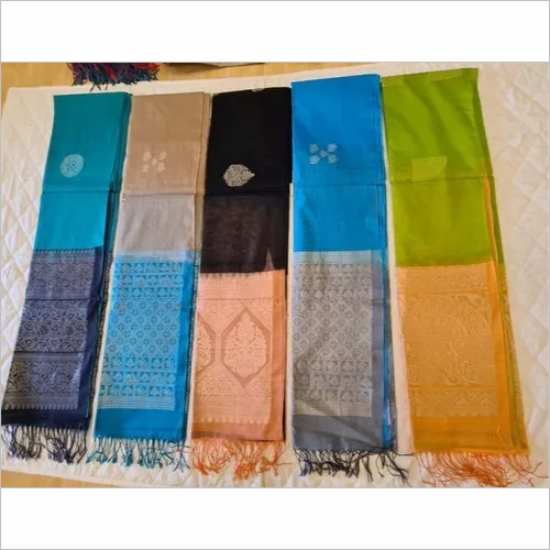 Handloom Silk Cotton Sarees
