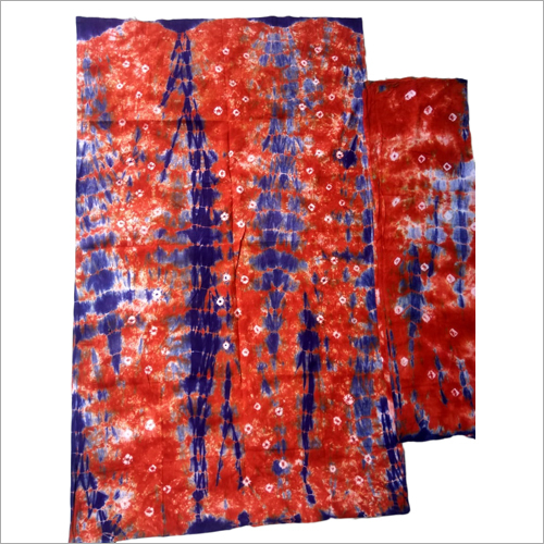 Batic Printed Nighty Fabric