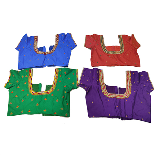 Stiched Blouse