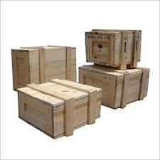 wooden packaging material