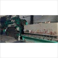 Sheet Metal Bending and Cutting Job Work