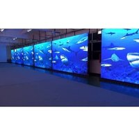 Metal LED Video Wall Screen