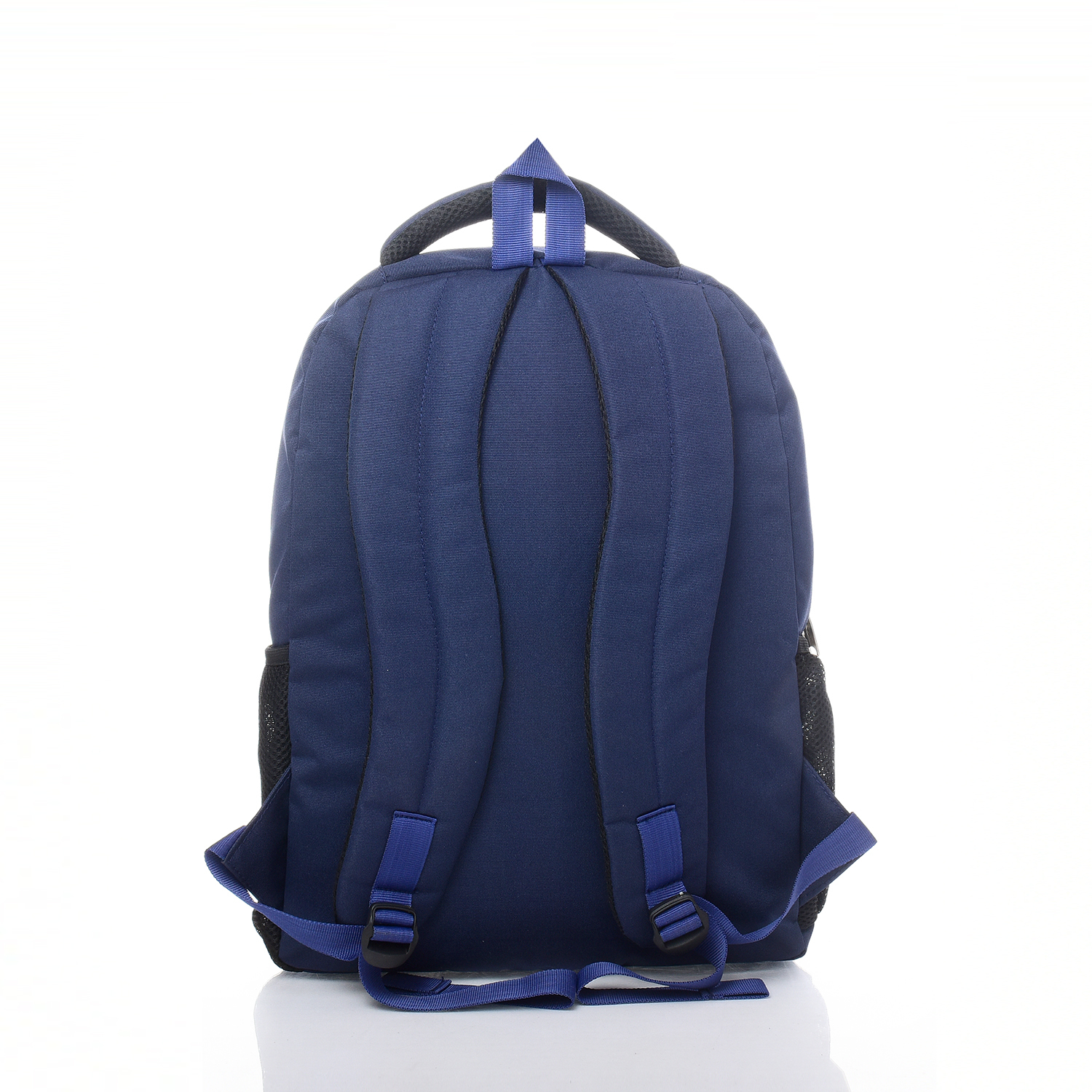 Flyit Polyester Blue Laptop Backpack