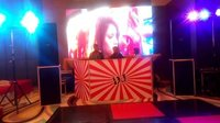 Full Color Diecast Aluminum DJ LED Screen