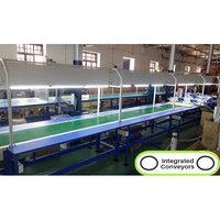 Assembly Line PVC Belt Conveyors