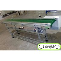 Aluminium Belt Conveyor