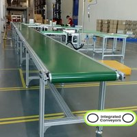Aluminium Profile Belt Conveyor