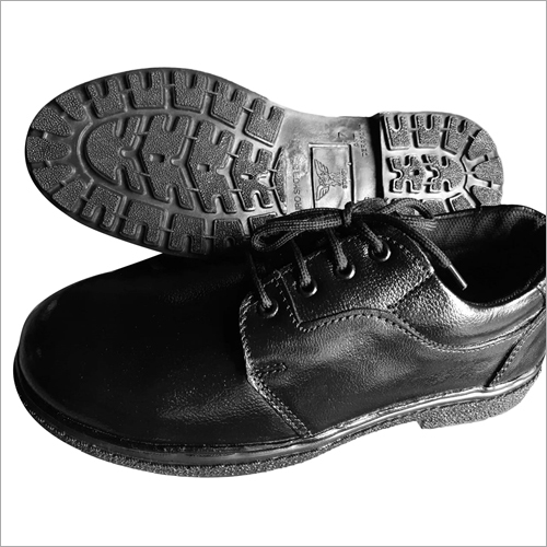 Labour Leather Safety Shoes