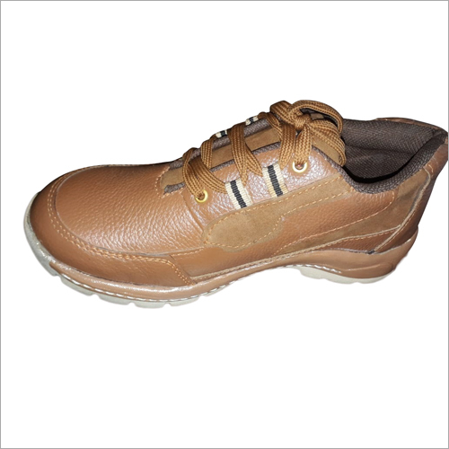Sports Safety Leather Shoes