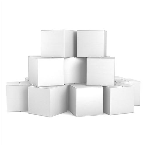 Duplex Plain Corrugated Box