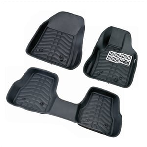 5D Car Leather Mat