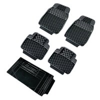 Black Color PVC Mats