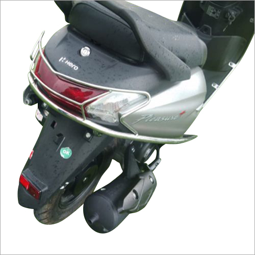 Pleasure Plus Steel Rear Guard