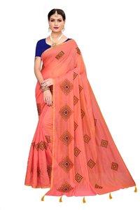 New Designer Chanderi Saree