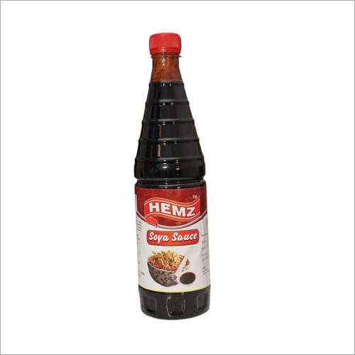 Black Soya Sauce