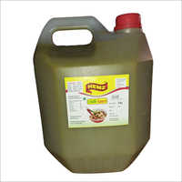 5 kg Green Chilli Sauce