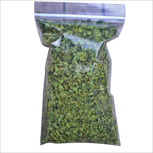 Organic Moringa Dried Leaves