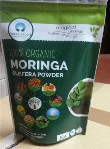 100% Organic Moringa Oleifera Powder