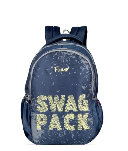 flyit sky blue backpack