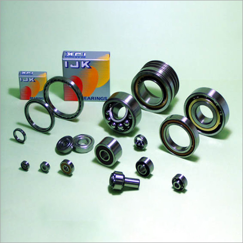 Double Row Angular Contact Thrust Ball Bearing