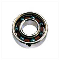 Hybrid Bearings With Ceramic Rolling Elements