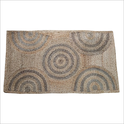 Bathroom Jute Floor Mat