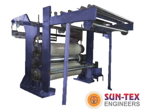 3 Bowl Calender Machine
