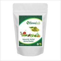 Organic Herbal Henna Powder With Herbs