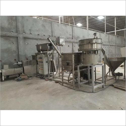 Italian Pasta Machine 500 Kg-H