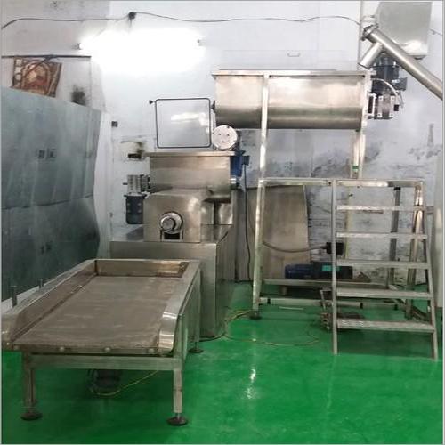 Macaroni Pasta Making Machine 200 Kg-h